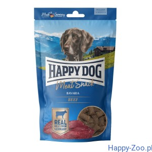 Happy Dog Meat Snack Bavaria 75g Wołowina