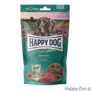 Happy Dog Meat Snack Grassland 75g - Jagnięcina