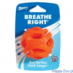 CHUCKIT BREATHE RIGHT MEDIUM 6,5 cm