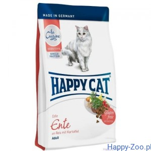 Happy Cat La Cuisine - KACZKA 0,3 kg, 1,4 kg, 4 kg