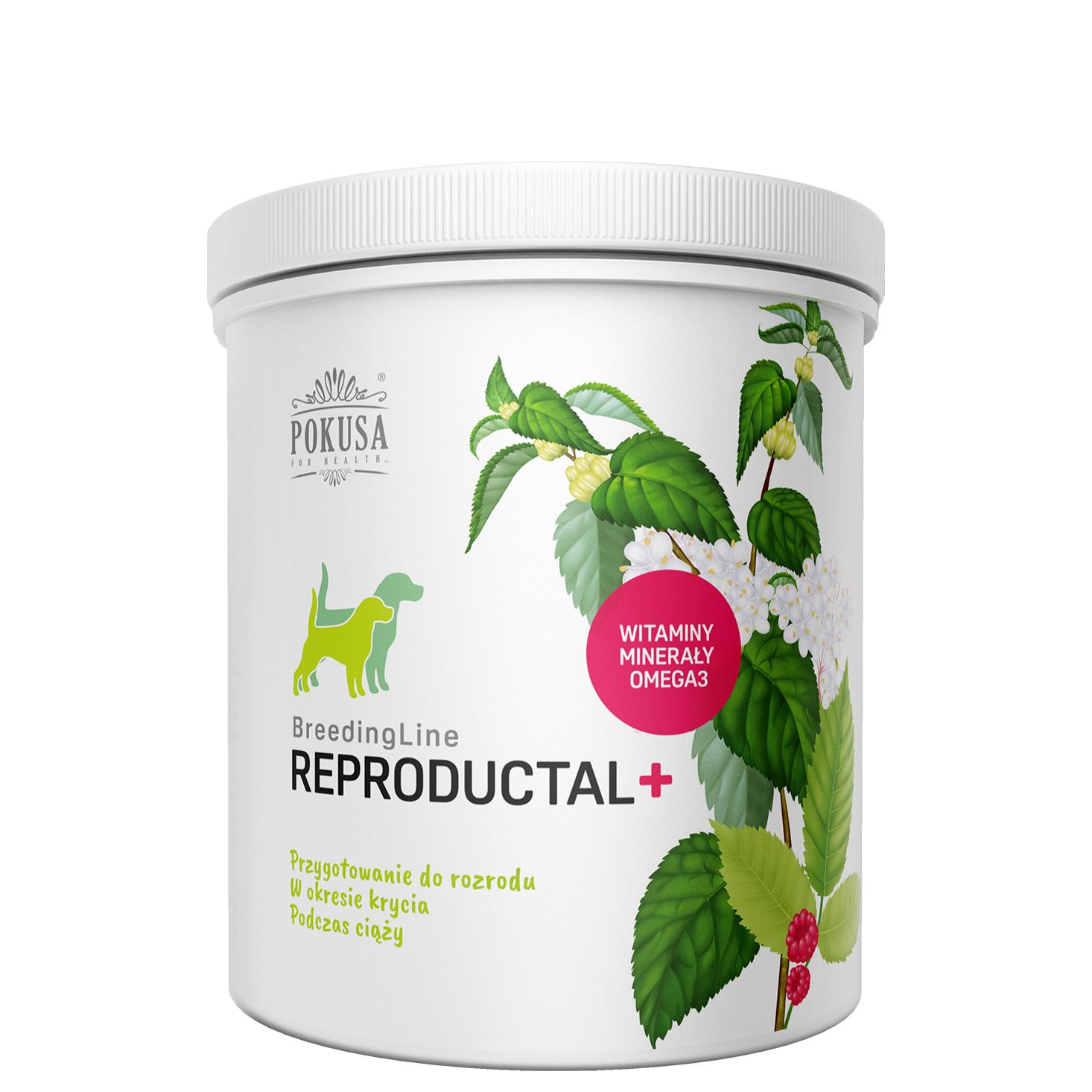 Pokusa BreedingLine Reproductal + 350g