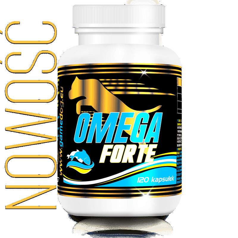 Game Dog Omega Forte