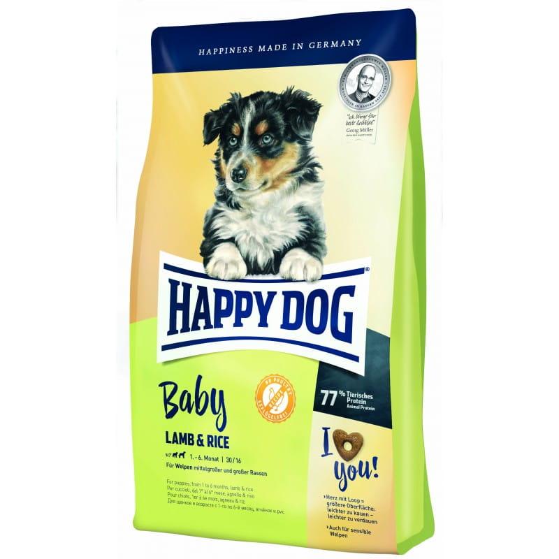 Happy Dog Baby Jagnięcina/Ryż - Lamb Rice 10 kg