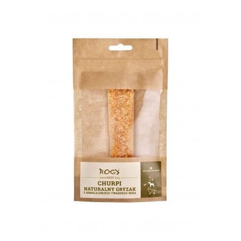 ROGY Churpi - naturalny gryzak z twardego himalajskiego sera M/66 g