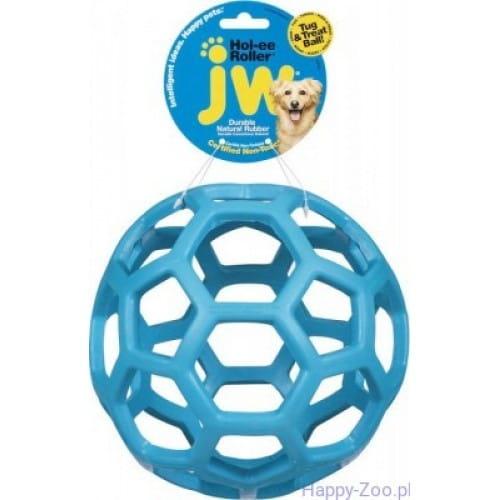 JW Pet HOL-EE Roller (M) ø 11cm - ażurowa piłka dla psa